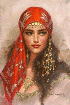 Gypsy Style, Boho Gypsy, Hippie Style, Gypsy Hair, Boho Style, Des Femmes D Gitanes, Santa Sara, Halloween Brownies, Halloween Karneval