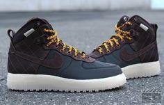 Nike Air Force 1 High Duckboot 3M...