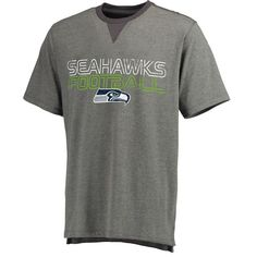 Seattle Seahawks NFL Pro Line Hector T-Shirt - Gray