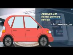 Appdupe Car Rental Software Review by turbozens.com