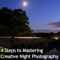 » 4 Steps To Mastering Creative Night Photography » Expert Photography