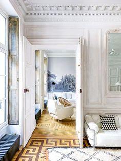 House tour: a New York family's Parisian holiday home — Vogue Living