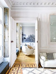 House tour: a New York family's Parisian holiday home — Vogue Living