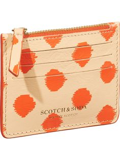 Scotch and Soda - Leather Card Holder