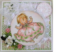 Mo Manning baby card