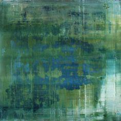 "Saatchi Online Artist: Koen Lybaert; Oil, 2012, Painting ""abstract N° 393"""
