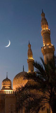 Dubai Vacation, Dubai Travel, Dream Vacations, Dubai Attractions, Mosque Architecture, Visit Dubai, Beautiful Mosques, Travel Planner, Muslim