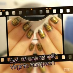 Butterfly Fantasy Jamberry Nail Wraps. http://getwrappedwithvirginiahampson.jamberrynails.net/