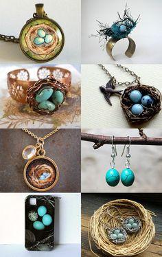 Robin Egg Blue --Pinned with TreasuryPin.com