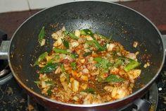 Prawn Masala / Spicy Prawn Masala / Shrimp Masala / Masala Shrimp - Yummy Tummy Prawns Fry, Spicy Prawns, Prawn Shrimp, Prawn Gravy, Indian Prawn Recipes, Prawn Dishes, Chili Lime Chicken, Chicken Tikka