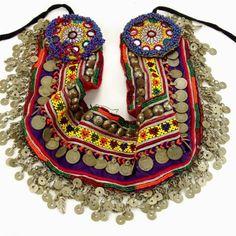 Afghan-Tribal-Bellydance-Dangles-BELT-Turkoman-867a2