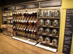 OIL & VINEGAR: Discover our variety of the finest olive oils and vinegars. Our staff in our stores will be glad to inform you about each and every one.