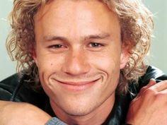 Heath's smile