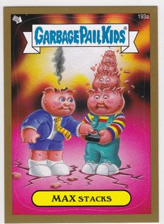 beth death garbage pail kids | Quote