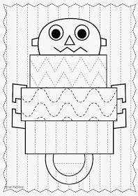 Frog Spot: Big Shape Tracing for those who need extra fine motor practise Preschool Writing, Preschool Learning, Writing Activities, Classroom Activities, Preschool Worksheets, In Kindergarten, Teaching Resources, Motor Activities, Educational Activities