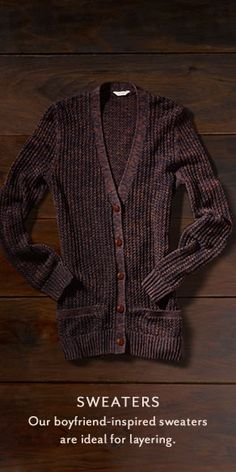 loveee this sweater!!   Women's Fall Styles | Fall 2012 Fashion for Women | FOSSIL