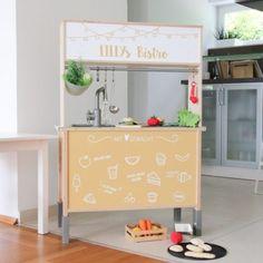 Weihnachtsdeko basteln: Die Lille Hus im Winterlook! | Ikea hack ... | {Mini küchenzeile ikea 47}