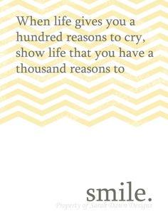 Printable Quotes To Make You Smile