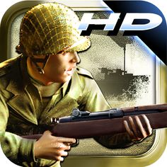 Brothers In Arms 2: Global Front HD (Kindle Fire Edition)