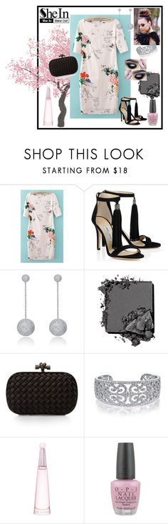 """Shanghai Spring"" by tropicalhaven ❤ liked on Polyvore featuring Collette Z, Jouer, Bottega Veneta, Bling Jewelry, Issey Miyake and OPI"