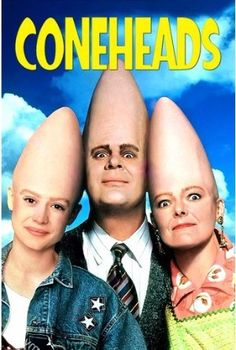 Watch Coneheads 1993 Online Full Movie. With enormous cone-shaped heads, robotlike walks and an appetite for toilet paper, aliens Beldar and Prymatt don't exactly blend in with the population of Pa…