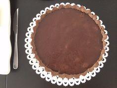 Tarta de bananas caramelizadas con ganache de chocolate a la banana by #Mufflinks. Pedidos mufflinks@yahoo.com