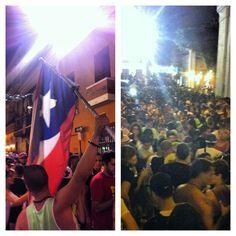 Fiestas de la Sanse 2013 ! San juan de Puerto Rico