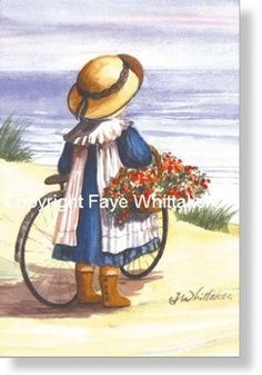 Journeys End - Faye Whittaker Arts, All Our Yesterdays Cross Stitch and Original Art Wesbsite