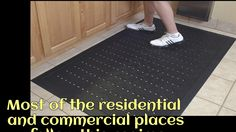 Keep your places clean and hygienic with the entrance mats