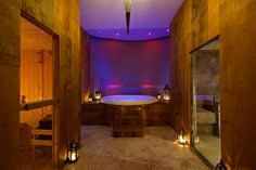St Nicholas Spa with Light Prosecco Lunch & Treatment for 1 or 2
