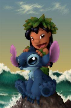 Disney <3 Lilo and Stitch