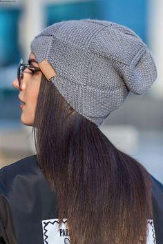 Вязаная мода для шапок | Вязальный роман | Яндекс Дзен