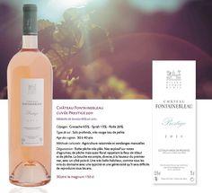 Wine Rosé Cuvee Prestige        Vin Rosé Cuvée Prestige       #rose #wine #vin