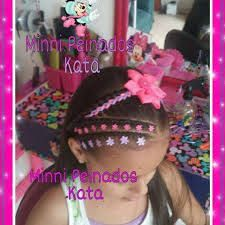 Image result for minni peinados kata Hairstyles For School, Girl Hairstyles, Kid Braid Styles, Hair Styles, Braids For Kids, Diana, Lily, Image, Beauty