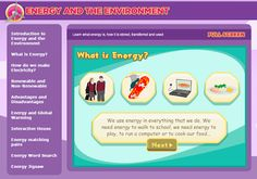The Children's University of Manchester has great collections of animated lessons covering seven science subjects for students of early el. Technology Websites, Educational Technology, Online Reading Programs, What Is Energy, Stem Steam, Steam Art, University Of Manchester, Science Classroom, Classroom Ideas