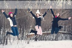 bestfriends winter photoshoot - Google Search