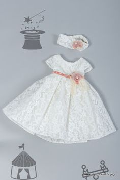 Kids Outfits Girls, Girl Outfits, Girls Dresses, Flower Girl Dresses, Vanessa Cardui, Christening, Wedding Dresses, Vintage, Owl