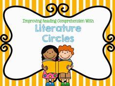 Diggin' Into Next Year: Reading Comprehension using Literature Circles Guided Reading Groups, Teaching Reading, Teaching Ideas, 4th Grade Ela, Third Grade, Reading Workshop, Math Workshop, Language Arts, English Language