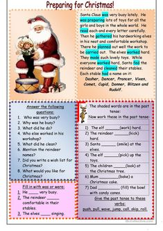 A crossword to practise Christmas vocabulary. Reading Worksheets, Reading Activities, Printable Worksheets, Vocabulary Activities, Preschool Worksheets, English Lessons, Learn English, French Lessons, Spanish Lessons