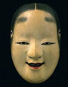 Máscaras japonesas - Teatro Nô | Forte Cultural