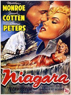 niagra+movie+poster+image | Niagara, movie poster, 1953 | Flickr - Photo Sharing!