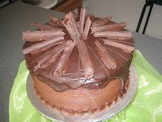 Chocolate! - Hettie Jordaan Celebration Cakes, Chocolate, Desserts, Food, Meal, Schokolade, Deserts, Essen, Hoods