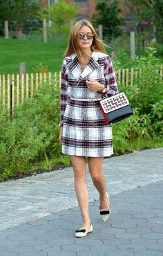 Olivia Palermo's Best Outfits in 2015 | POPSUGAR Fashion