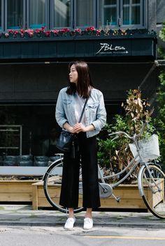 44 Ideas fashion korean street style seoul for 2019 44 Ideas fashion korean street style seoul for 2 Korean Fashion Ulzzang, Korean Fashion Winter, Korean Fashion Casual, Korean Fashion Trends, Korean Street Fashion, Korean Outfits, Mode Outfits, Asian Fashion, Look Fashion
