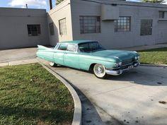 1959 Cadillac Other Base Sedan Cadillac Series 62, 1959 Cadillac, Motorcycles For Sale, United States, Vehicles, Base, Flat, Top, Green