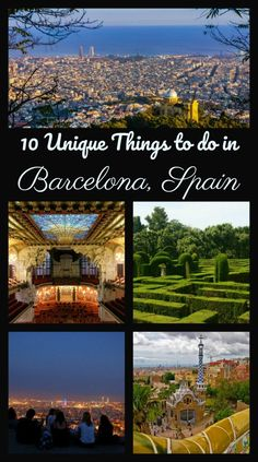 #Barcelona #Spain may be one of the biggest tourist destinations, but this guide will help you see what the tourists are missing!