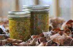 Homemade Cucumber Relish! [fr] // Relish maison aux concombres pour l'automne!