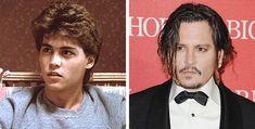 Как изменились знаменитые актеры сихпервого появления вкино