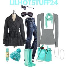 """winter"" by lilhotstuff24 on Polyvore"