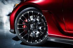 Infiniti Reveals Its High-Performance Q50 Eau Rouge Concept